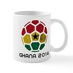 Ghana World Cup 2014 Mug