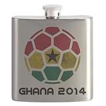 Ghana World Cup 2014 Flask