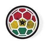 Ghana World Cup 2014 Wall Clock