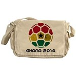 Ghana World Cup 2014 Messenger Bag