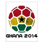 Ghana World Cup 2014 Small Poster