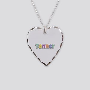 Tanner Spring14 Heart Necklace