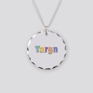 Taryn Spring14 Necklace Circle Charm