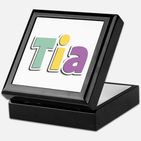 Tia Spring14 Keepsake Box