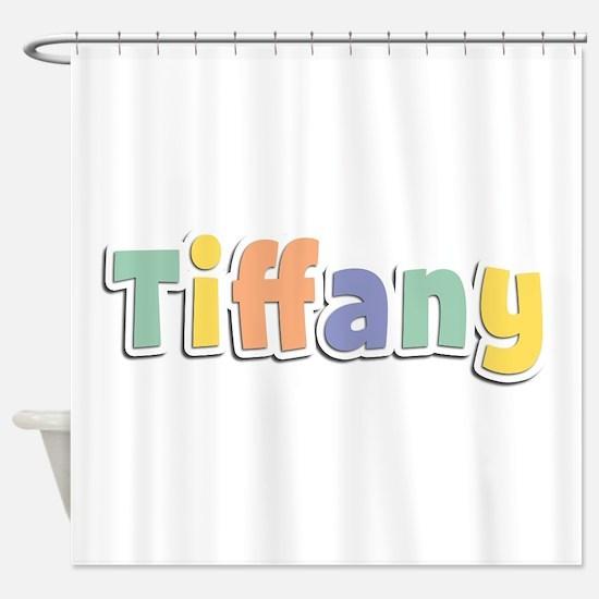 Tiffany Spring14 Shower Curtain
