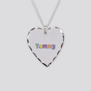 Tommy Spring14 Heart Necklace