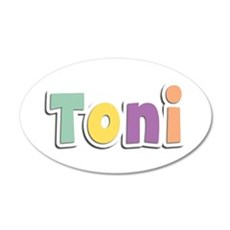 Toni Spring14 Wall Decal