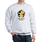 Belgium World Cup 2014 Sweatshirt