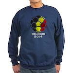 Belgium World Cup 2014 Sweatshirt (dark)