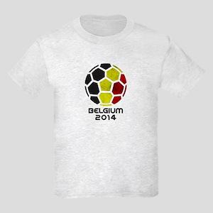 Belgium World Cup 2014 Kids Light T-Shirt