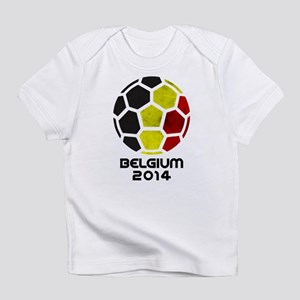 Belgium World Cup 2014 Infant T-Shirt