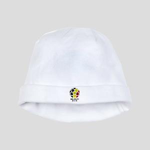 Belgium World Cup 2014 baby hat