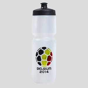 Belgium World Cup 2014 Sports Bottle