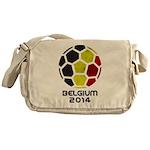 Belgium World Cup 2014 Messenger Bag