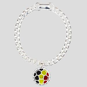 Belgium World Cup 2014 Charm Bracelet, One Charm