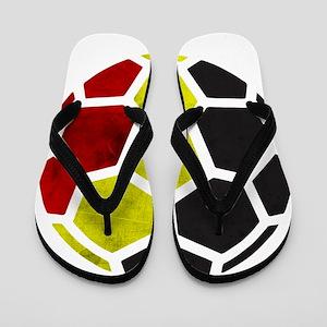 Belgium World Cup 2014 Flip Flops