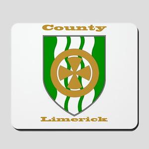County Limerick COA Mousepad