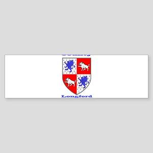 County Longford COA Bumper Sticker