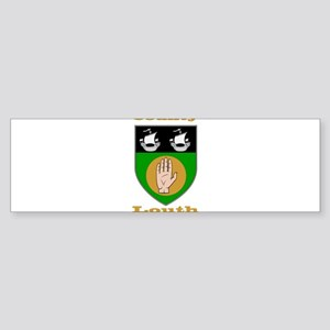 County Louth COA Bumper Sticker