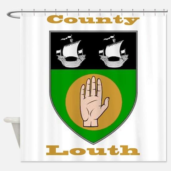 County Louth COA Shower Curtain