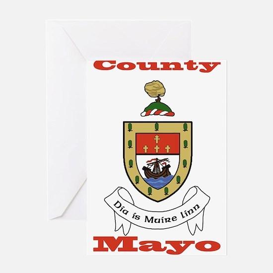 County Mayo COA Greeting Cards