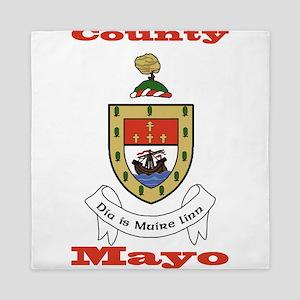 County Mayo COA Queen Duvet