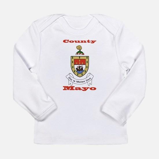 County Mayo COA Long Sleeve T-Shirt