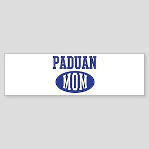 Paduan mom Bumper Sticker