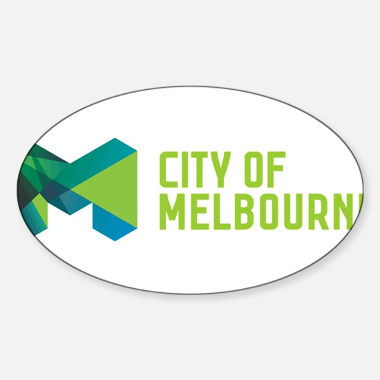 City of Melbourne Decal