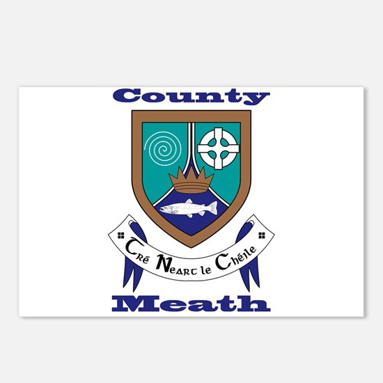 County Meath COA Postcards (Package of 8)