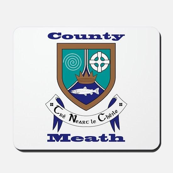 County Meath COA Mousepad