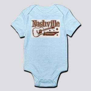 Nashville Tennessee Infant Bodysuit
