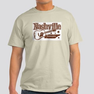 Nashville Tennessee Light T-Shirt