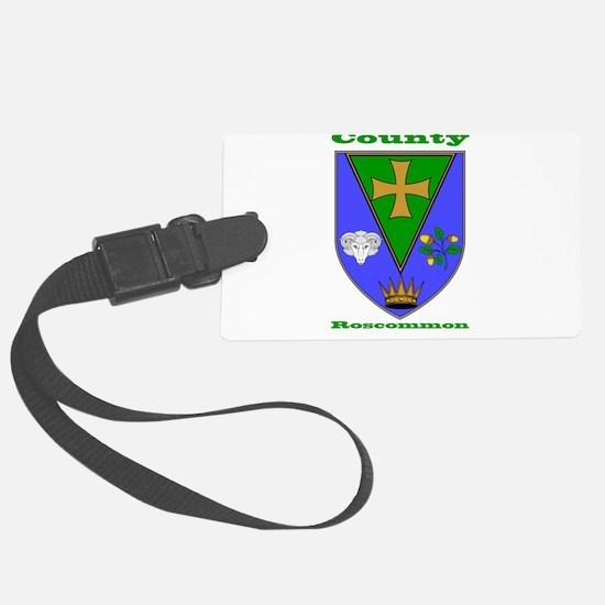 County Roscommon COA Luggage Tag