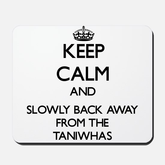Keep calm and slowly back away from Taniwhas Mouse