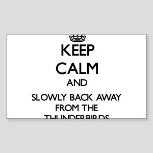 Keep calm and slowly back away from Thunderbirds S