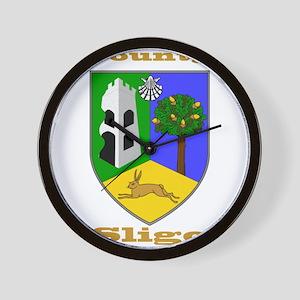 County Sligo COA Wall Clock