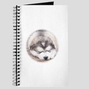 Sleeping puppy Journal