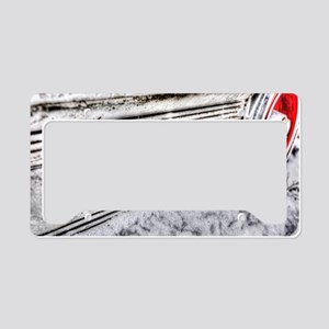 Ranch Wagon License Plate Holder