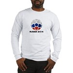 Russia World Cup 2014 Long Sleeve T-Shirt