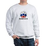 Russia World Cup 2014 Sweatshirt