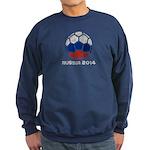 Russia World Cup 2014 Sweatshirt (dark)