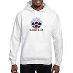 Russia World Cup 2014 Hooded Sweatshirt