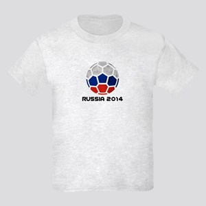 Russia World Cup 2014 Kids Light T-Shirt