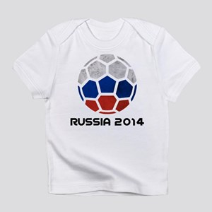 Russia World Cup 2014 Infant T-Shirt