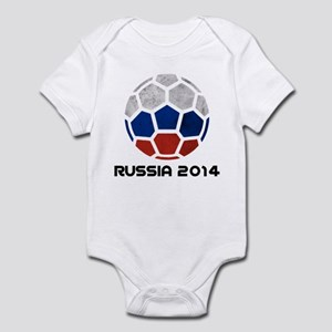 Russia World Cup 2014 Infant Bodysuit