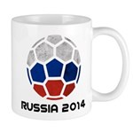 Russia World Cup 2014 Mug