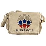 Russia World Cup 2014 Messenger Bag