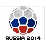 Russia World Cup 2014 Small Poster