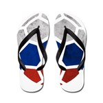 Russia World Cup 2014 Flip Flops
